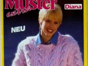 Журналы Diana, 1993-2000х годов. Ярмарка Мастеров - ручная работа, handmade.