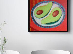 Как сделать визуализацию картины в интерьере. Ярмарка Мастеров - ручная работа, handmade.