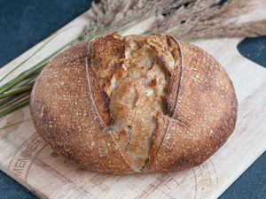 Хлеб на закваске — моя любовь навсегда!. Ярмарка Мастеров - ручная работа, handmade.