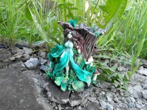Создаем оригинальную вазу из полимерной глины. Ярмарка Мастеров - ручная работа, handmade.