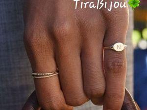 Авторское кольцо с гравировкой. Ярмарка Мастеров - ручная работа, handmade.