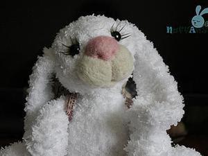 """Мастер-класс: создаем игрушку """"Ангельский зайка"""". Ярмарка Мастеров - ручная работа, handmade."""