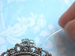 Делаем кулон с птицей! - 2 часть. Ярмарка Мастеров - ручная работа, handmade.