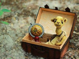 Видеообзор работы Верблюд путешественник Жора. Ярмарка Мастеров - ручная работа, handmade.