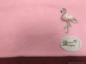 Наши новинки : Флис светло- розовый. Ярмарка Мастеров - ручная работа, handmade.