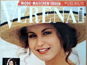Verena №6/1996. Фото моделей. Ярмарка Мастеров - ручная работа, handmade.