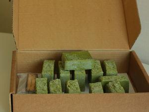 Заглядываем в коробки с мылом. Ярмарка Мастеров - ручная работа, handmade.