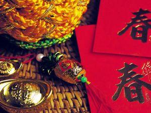 Восточный Новый год, или Праздник весны: традиции и ритуалы. Ярмарка Мастеров - ручная работа, handmade.