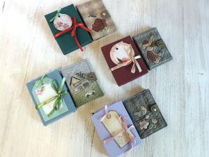 Новинки! Визитницы для пластиковых карт женские! Сразу 4 штуки на выбор :). Ярмарка Мастеров - ручная работа, handmade.