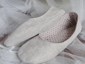 Почему я отказалась от кожаной подошвы для балеток. Ярмарка Мастеров - ручная работа, handmade.