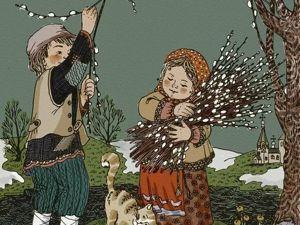 Вербохлест — праздник плодородия. Ярмарка Мастеров - ручная работа, handmade.