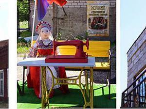 Уникальный музей швейных машин: старинные экземпляры со всего мира в Переславле-Залесском. Ярмарка Мастеров - ручная работа, handmade.