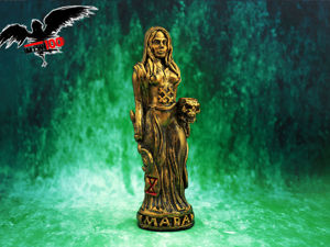 Богиня мара статуэтка. Ярмарка Мастеров - ручная работа, handmade.