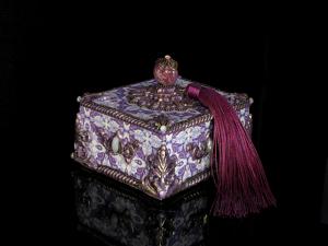 Дополнительные фото — Шкатулка «Ия». Ярмарка Мастеров - ручная работа, handmade.