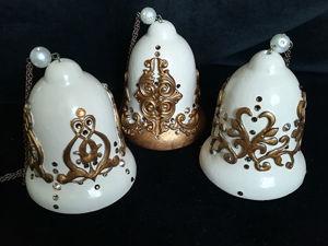 Звонкие колокольчики. Ярмарка Мастеров - ручная работа, handmade.