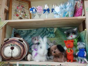Мои игрушки в Своей полке Смоленск. Ярмарка Мастеров - ручная работа, handmade.