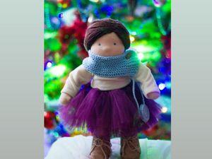Скидки!!! На куклы ручной работы!!! Только 28.12.18-29.12.18. Ярмарка Мастеров - ручная работа, handmade.