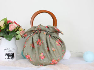 Как сделать летнюю сумку за 1 минуту. Ярмарка Мастеров - ручная работа, handmade.