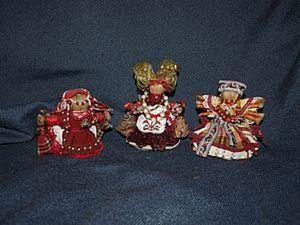 Мастер-класс по русской обережной кукле. Ярмарка Мастеров - ручная работа, handmade.