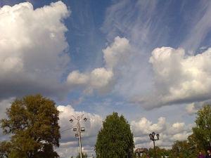 Небо над Вологдой. Ярмарка Мастеров - ручная работа, handmade.