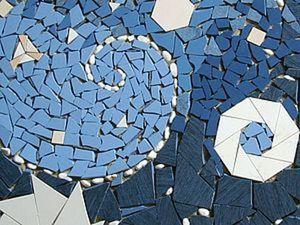 Обратный набор на примере мозаичного розона. Ярмарка Мастеров - ручная работа, handmade.