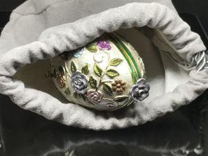 Пасхальное яйцо с сюрпизом. Ярмарка Мастеров - ручная работа, handmade.