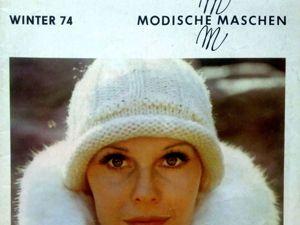 Modische Mashen, Зима 1974. Фото моделей. Ярмарка Мастеров - ручная работа, handmade.