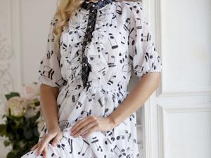 Аукцион на Очаровательное длинное платье! Старт 2500 руб.!. Ярмарка Мастеров - ручная работа, handmade.