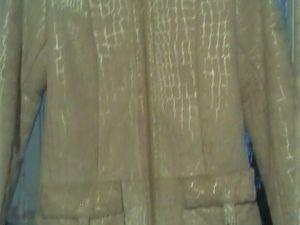 Замена молнии в дублёнке или кожаной куртке: мастер-класс. Ярмарка Мастеров - ручная работа, handmade.