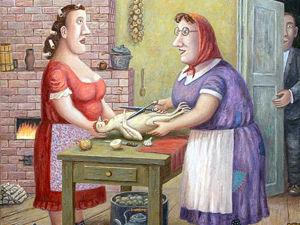 Красный борщ или как выйти замуж за доктора. Ярмарка Мастеров - ручная работа, handmade.