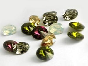 Что такое кристаллы Сваровски. Ярмарка Мастеров - ручная работа, handmade.