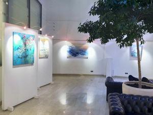 Мои работы на экспозиции в IZO Art Gallery (Москва). Ярмарка Мастеров - ручная работа, handmade.