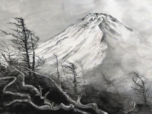 Выставка японской живописи  «Очарование серебряного мира». Ярмарка Мастеров - ручная работа, handmade.