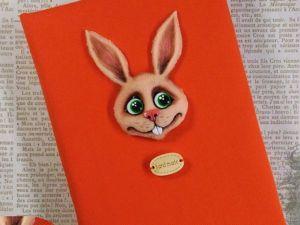 Видео мастер-класс: делаем прочный морковный блокнот с нуля. Ярмарка Мастеров - ручная работа, handmade.
