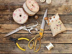 Топ-10: любимые инструменты кукольника. Ярмарка Мастеров - ручная работа, handmade.