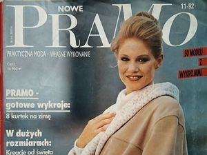 Pramo №11/1992. Польское Издание. Фото моделей. Ярмарка Мастеров - ручная работа, handmade.