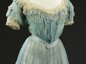 Вечернее платье от дома моды Lucile. Ярмарка Мастеров - ручная работа, handmade.