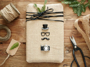 Один шаг до идеального подарка: 15+ вариантов новогодней упаковки. Ярмарка Мастеров - ручная работа, handmade.