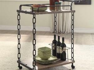 Барные столики, или сервировочные. От стимпанка до лофта. Ярмарка Мастеров - ручная работа, handmade.