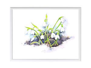 Выставка  «Дыхание весны». Ярмарка Мастеров - ручная работа, handmade.