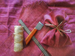 Зачем ремню мешок из канваса?. Ярмарка Мастеров - ручная работа, handmade.