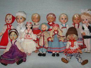 Советские куклы Марианны Мотовиловой и фабрики  «Ленигрушка». Ярмарка Мастеров - ручная работа, handmade.