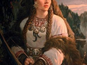Валькирии и богатырки — девы-воительницы. Ярмарка Мастеров - ручная работа, handmade.