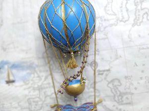 Воздушный Шар  «Аладдин». Ярмарка Мастеров - ручная работа, handmade.