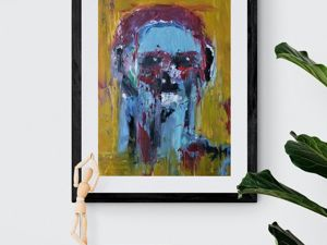 Высокое искусство — это отражение глубин нашего сознания. Ярмарка Мастеров - ручная работа, handmade.