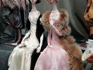 Весенний бал кукол в Москве на Тишинке. Ярмарка Мастеров - ручная работа, handmade.
