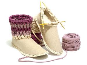 66bb974a62ab Обувь своими руками: бесплатные мастер-классы на Ярмарке Мастеров