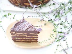 Шоколадное счастье  «Palha Italiana» : Пошаговый рецепт. Ярмарка Мастеров - ручная работа, handmade.