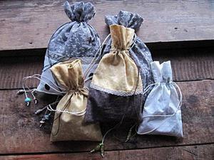 Тысяча и один мешочек. Уютная упаковка своими руками. Ярмарка Мастеров - ручная работа, handmade.