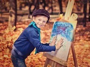 От детских рисунков к произведениям искусства: начало творческого пути знаменитых художников. Ярмарка Мастеров - ручная работа, handmade.